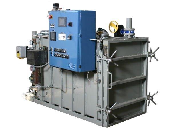 Vacuum Oil Filling Systems and Impregnators