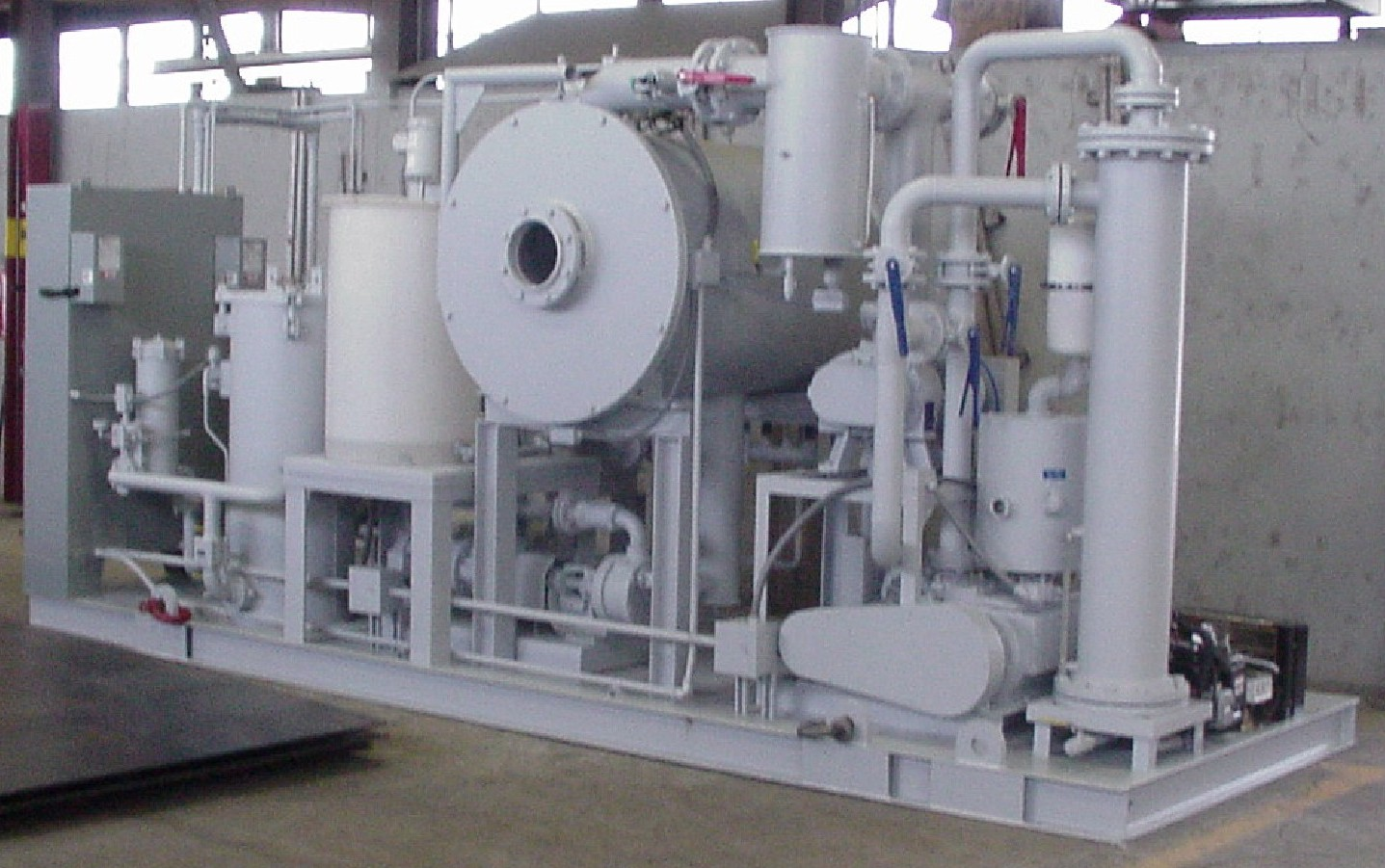 Oil Filtration System -  24T Oil Purifier System
